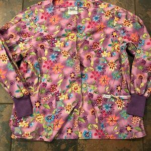 Jackets & Blazers - Pretty scrub coat lab jacket size large